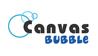 canvasbubble.com store logo