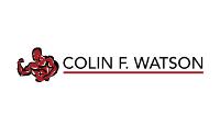 colinfwatson.com store logo