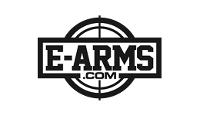 e-arms.com store logo