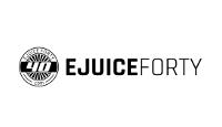 ejuiceforty.com store logo
