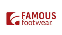 famousfootwear.ca store logo