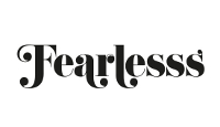 fearlesss.co.uk store logo