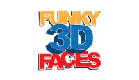funky3dfaces.com store logo