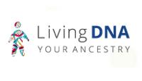livingdna.com store logo