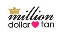 milliondollartan.com store logo