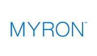 myron.com store logo