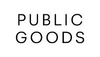 publicgoods.com store logo