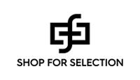 shopforselection.com store logo