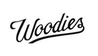 woodiesclothing.com store logo